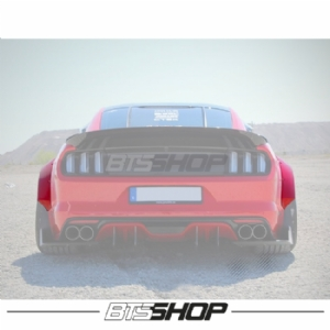 Wide Body Kit - Alargadores de Paralamas - Ford Mustang 2018 / 2019 / 2020